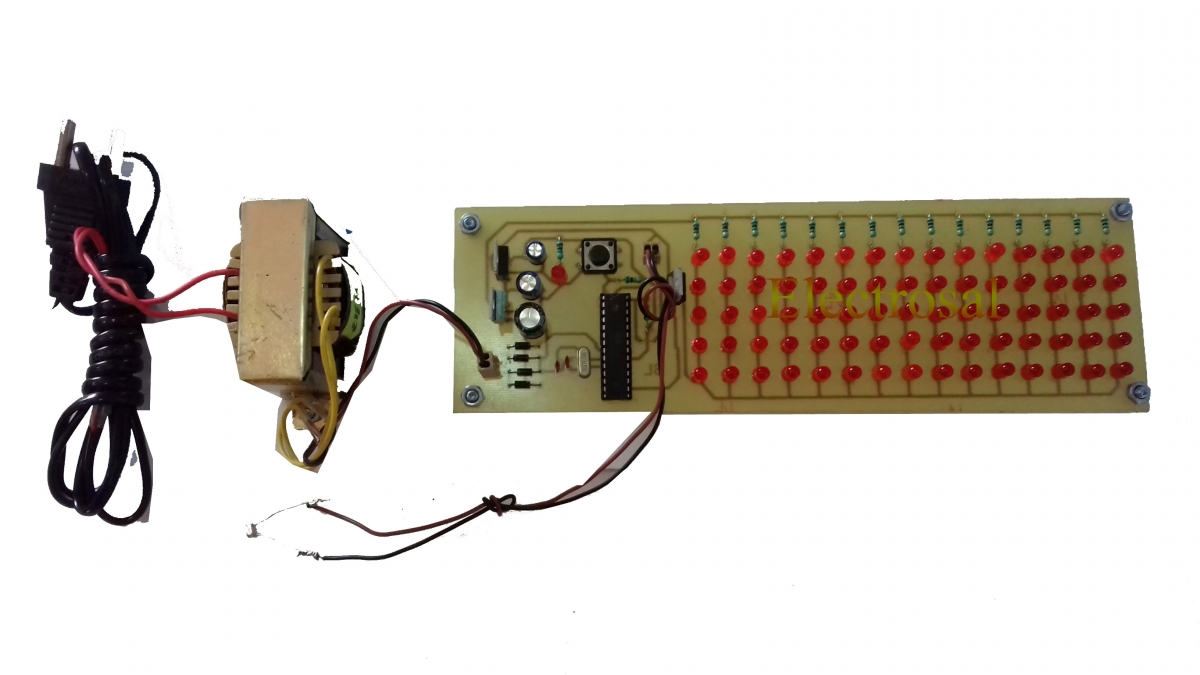 Intensity Control Of Street Light Using Ldr And Arduino Electrosal Rapid Pcb Project Kit Online Prev